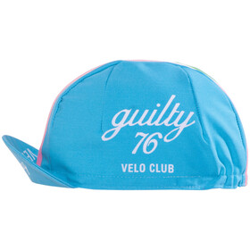 guilty 76 racing Velo Club Race - Couvre-chef - bleu